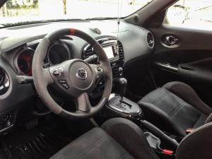 2013 Nissan Juke Nismo. Photo by Sandy Caetano.