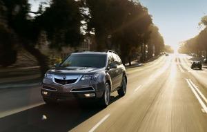 2013 Acura MDX. Courtesy of Acura and Honda Canada.