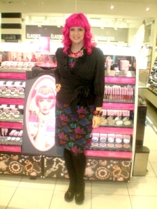 Tarina Tarantino, famed jewelry designer, unveils her new beauty collection exclusively at Sephora.