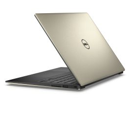 The Dell XPS 13 Gold model.